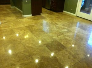 Stone Floor Polishing Las Vegas