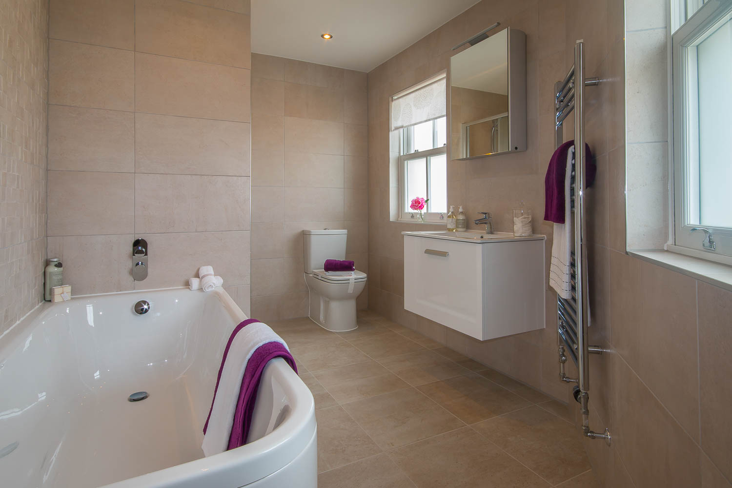 Bathroom Design Yeovil floor & wall tiling specialist in domestic & commercial contracts