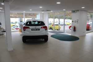 Ash Honda Floor By J2 Tiling