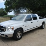 2007 Dodge Ram 1500 Mega Cab Slt 5 7l Hemi Buzzzmotors Dealership In Moore