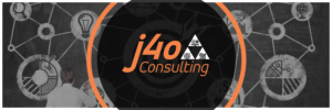photo of website banner for j4o Consulting