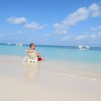 Cayman Islands. Caraibe, at last!