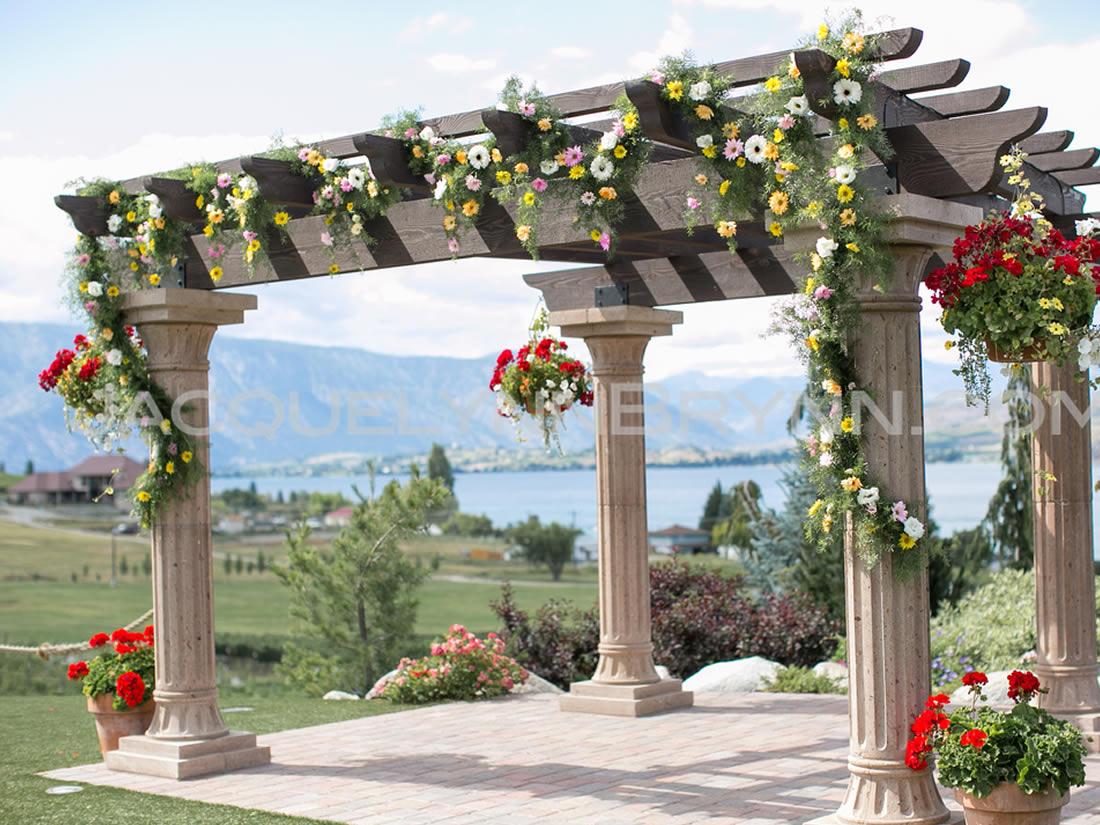 Puyallup & Lake Chelan Flowers / Wedding
