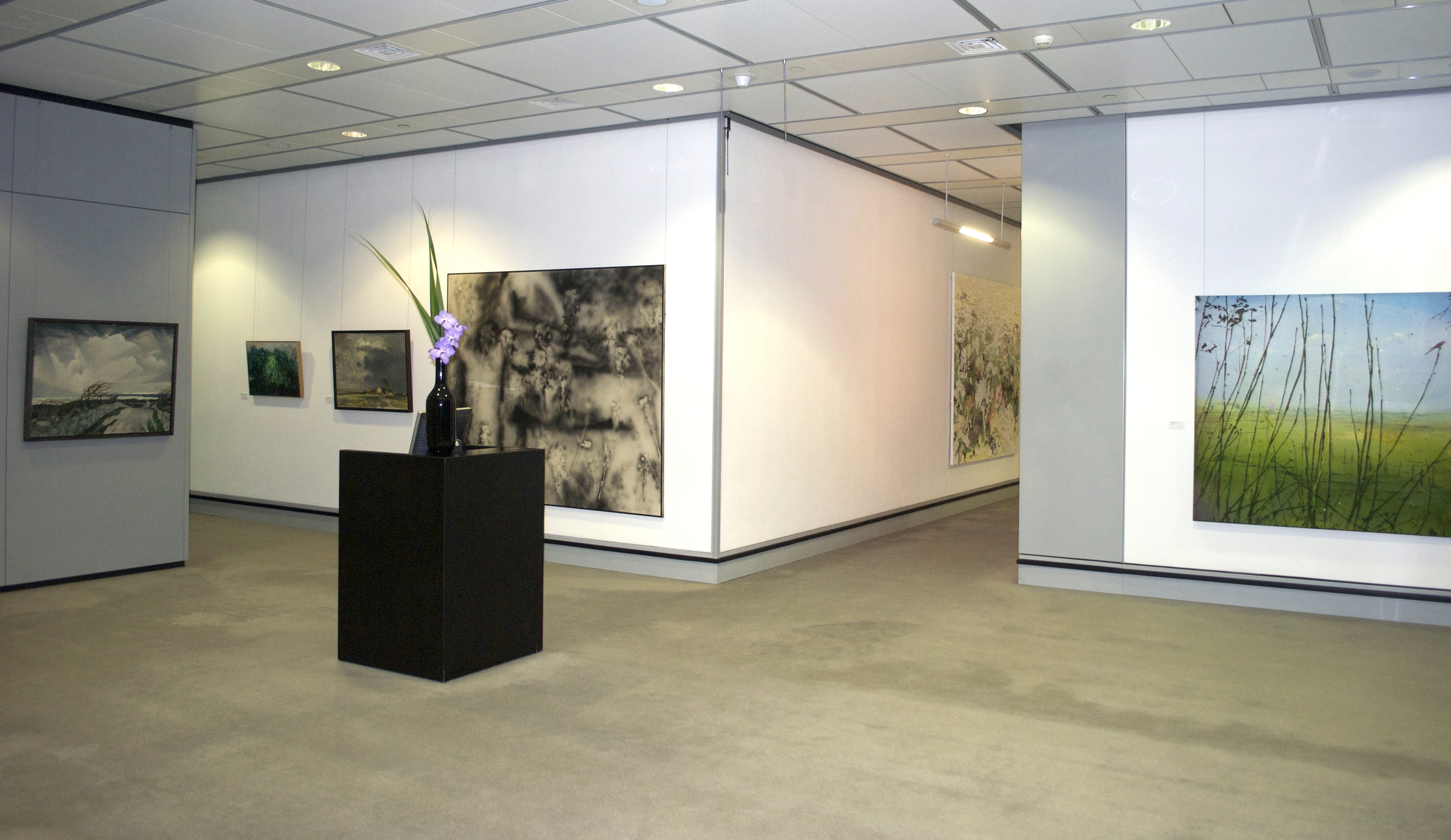 HSBC Bank: Exhibition curating and art collecting thumbnail