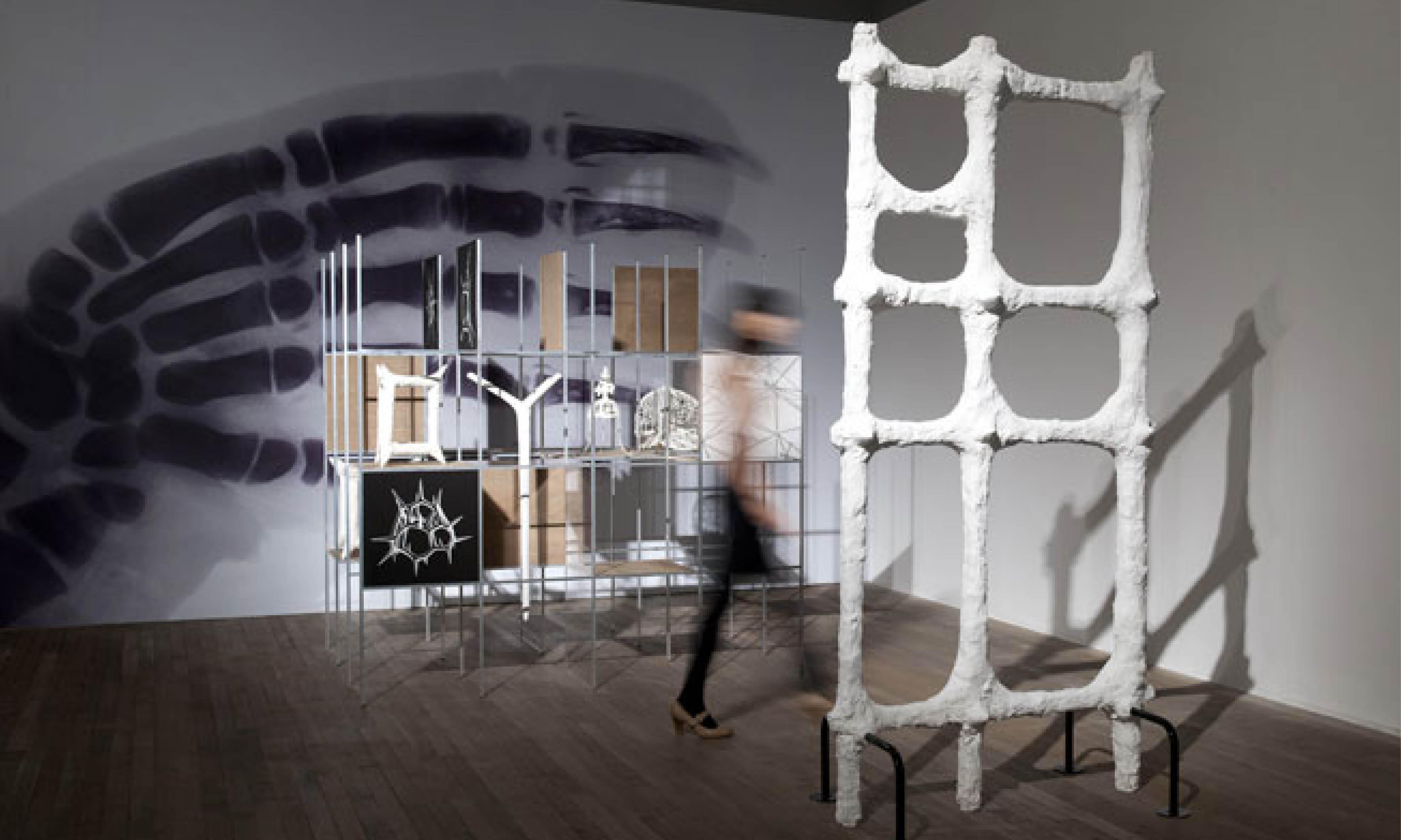 Richard Hamilton exhibition build and installation, Tate Modern thumbnail