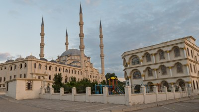 Permalink to:Nizamiye Mosque