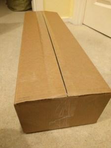 Sekai Projectより到着した箱
