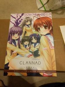 Clannad英語版ボックス