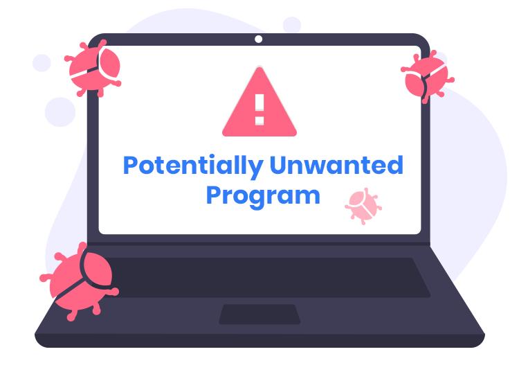 Potentially Unwanted Program delete