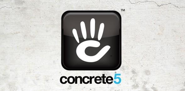 concrete5 logo general