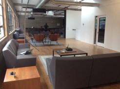 Automattic オフィス2階部分