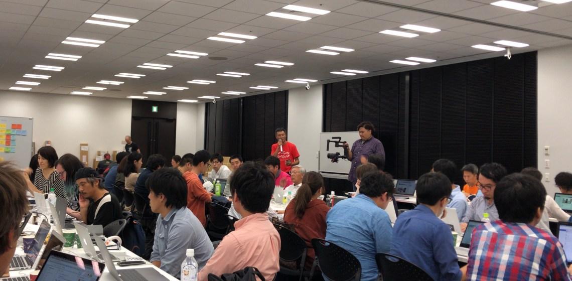 WordCamp Tokyo 2018 コントリビューターデイ