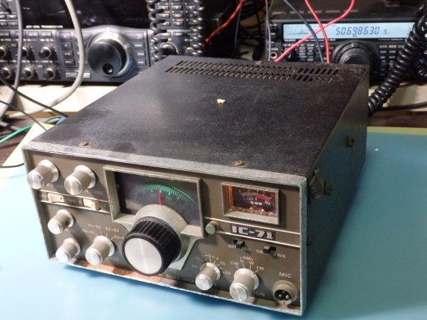 アイコム IC-71