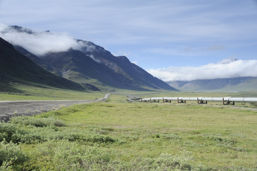 Day 17 and 18 - Prudhoe Bay back to Fairbanks (1/6)