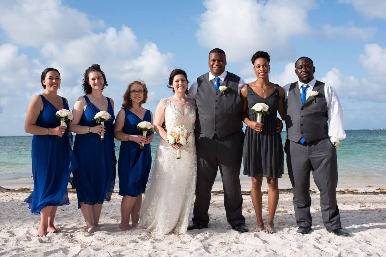 Destination Wedding: McDermott-Thomas hitched in Punta Cana, D.R.