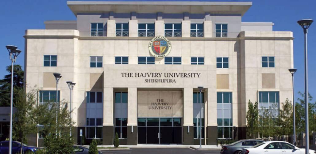 Hajvery University Shiekhupura
