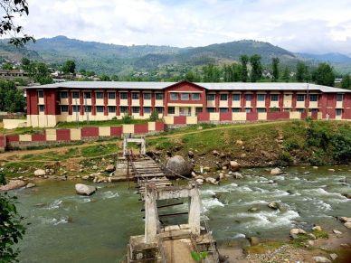 Hazara University Battagram Campus