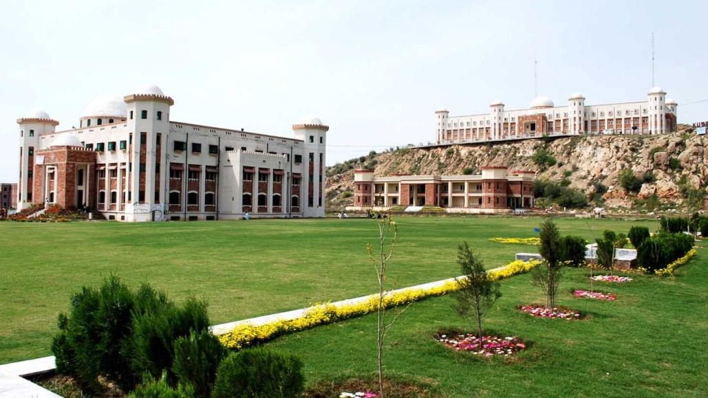 Kohat University Hangu Campus