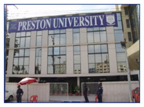 Preston University Lahore