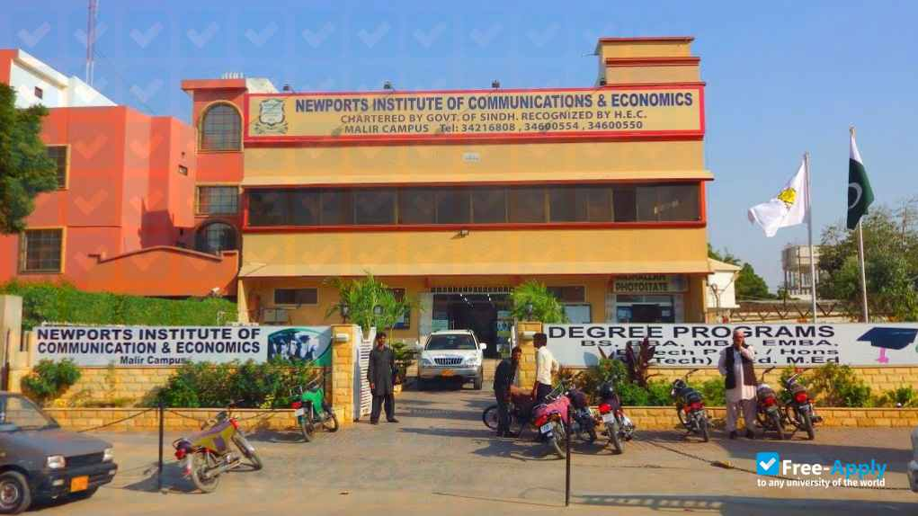 Newports Institute of Communication and Economics