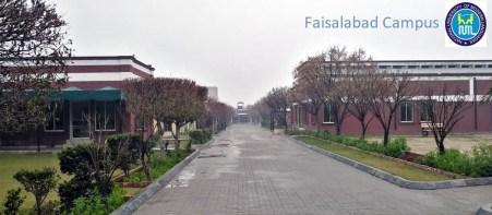 NUML Faisalabad Campus