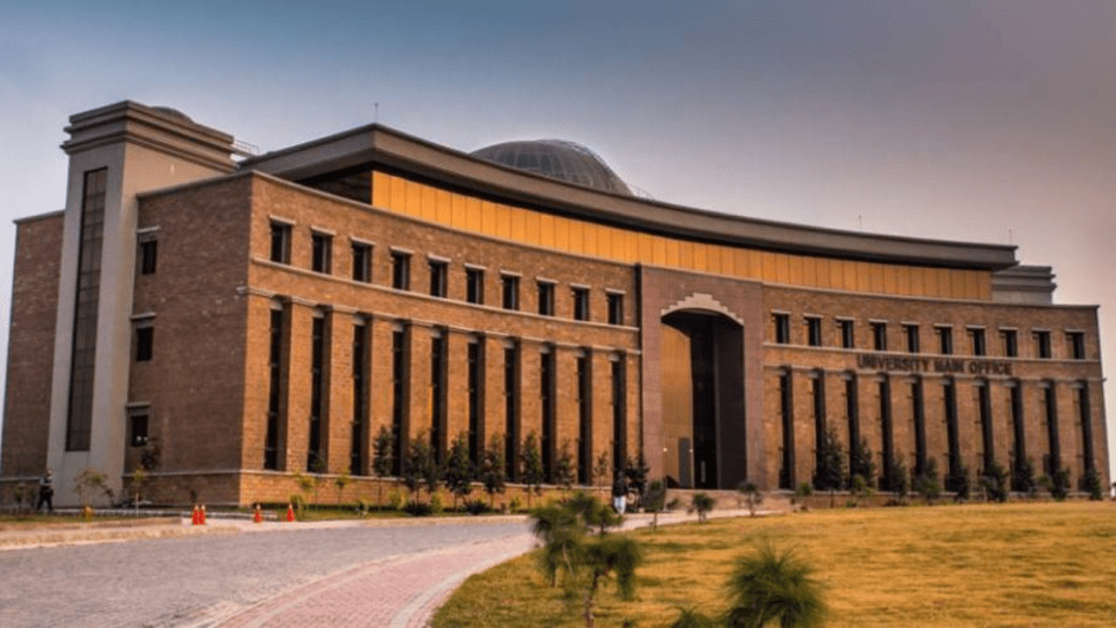 Engineering Universities in Pakistan