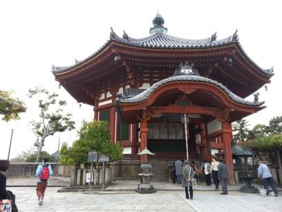 Sightseeing in Nara (2)