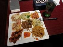 Buffet in Odaiba!