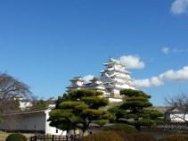 Historical Himeji Castle