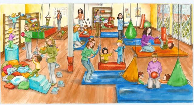 Integración sensorial y trastorno del espectro autista