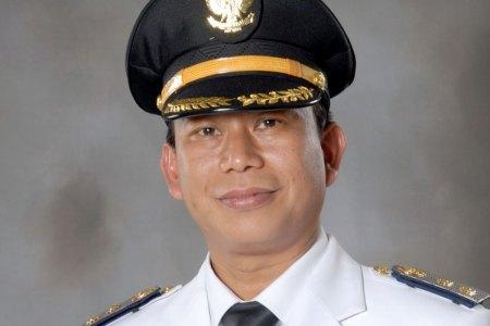 Wakil Wali Kota Bandung Ayi Vivananda.