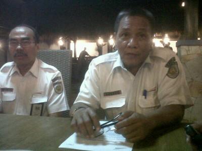 Kepala PT KAI Daop 2 Bandung Sugeng Saputro menegaskan kesiapan pihaknya menghadapi arus mudik Lebaran tahun ini. (JABARTODAY/AVILA DWIPUTRA)