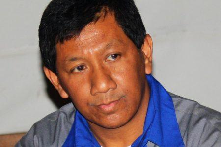 Komisaris PT Persib Bandung Bermartabat Kuswara S Taryono
