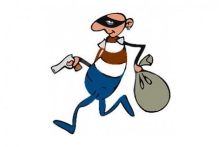 Pencurian (ILUSTRASI)