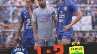 Arema FC vs Persib Bandung 1-2 Highlights