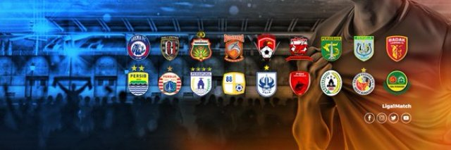 Logo Klub Liga 1 2019