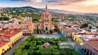 Kota San Miguel de Allende Meksiko