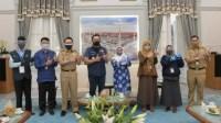 Sensus Penduduk 2020: BPS Jabar Datangi Kediaman Resmi Gubernur