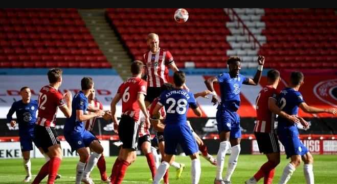 Sheffield United 3-0 Chelsea