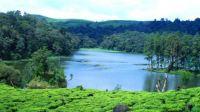 Situ Patenggang Danau Objek Wisata Alam Ciwidey Kabupaten Bandung