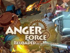 AngerForce: Reloaded Nintendo Switch Review