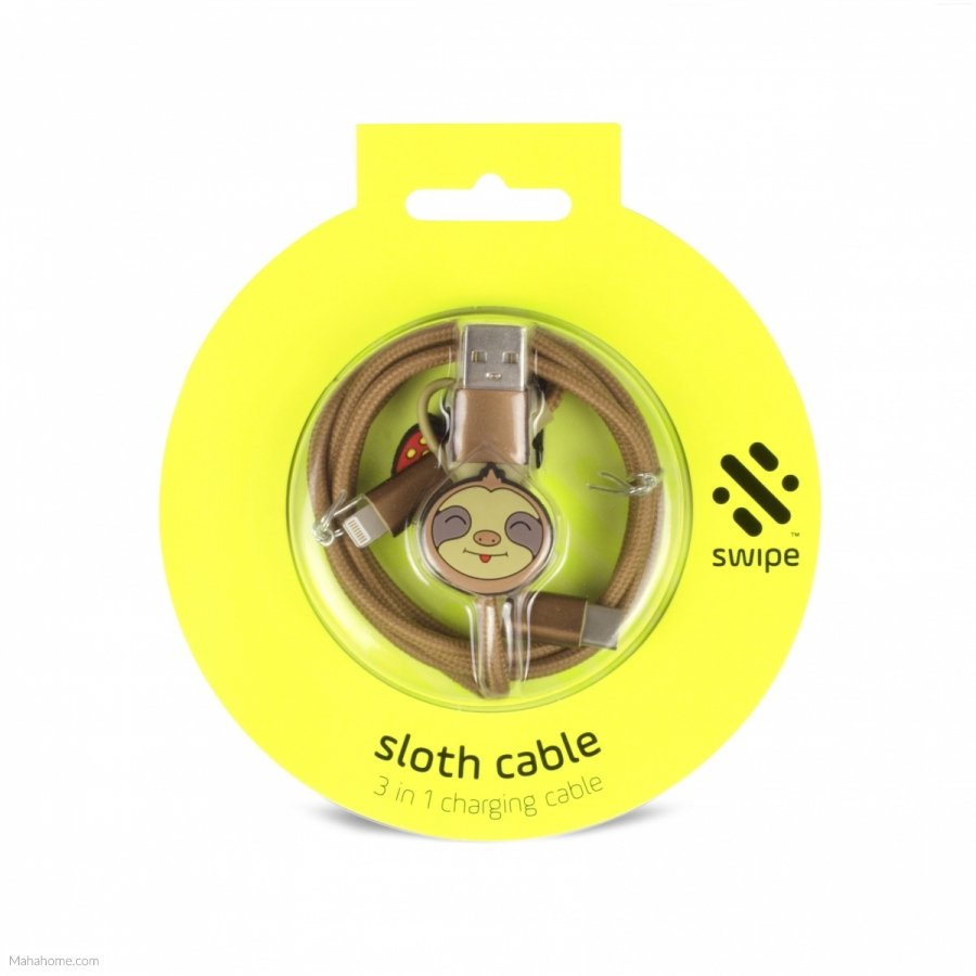 Sloth USB Cable