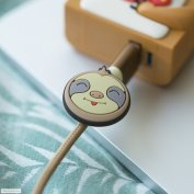 Thumbs Up Sloth 3-in-1 USB Cable