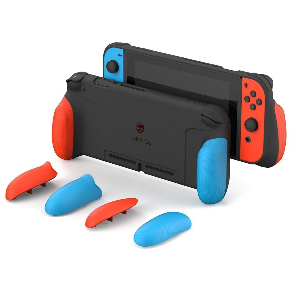 Skull & Co. GripCase & MaxCarry Case for Nintendo Switch Review