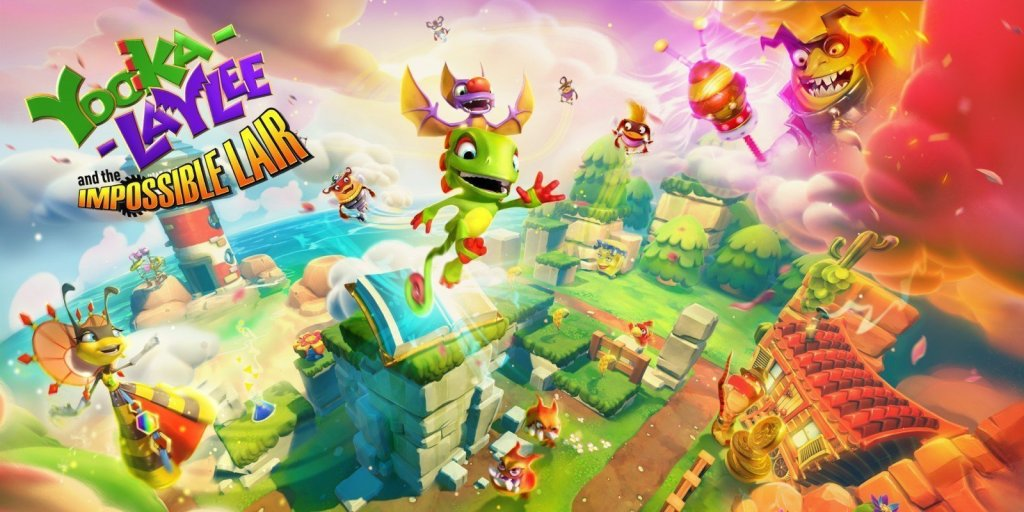 Yooka-Laylee and the Impossible Lair Nintendo Switch Review