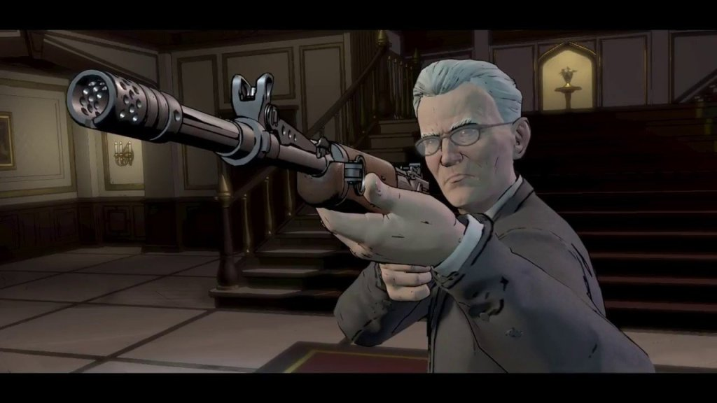 Rumour - Batman: Arkham Legacy is the next Batman game