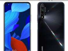 Huawei Nova 5T Smartphone Features Review