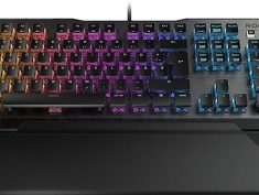 ROCCAT Vulcan 120 AIMO Mechanical Gaming Keyboard Review