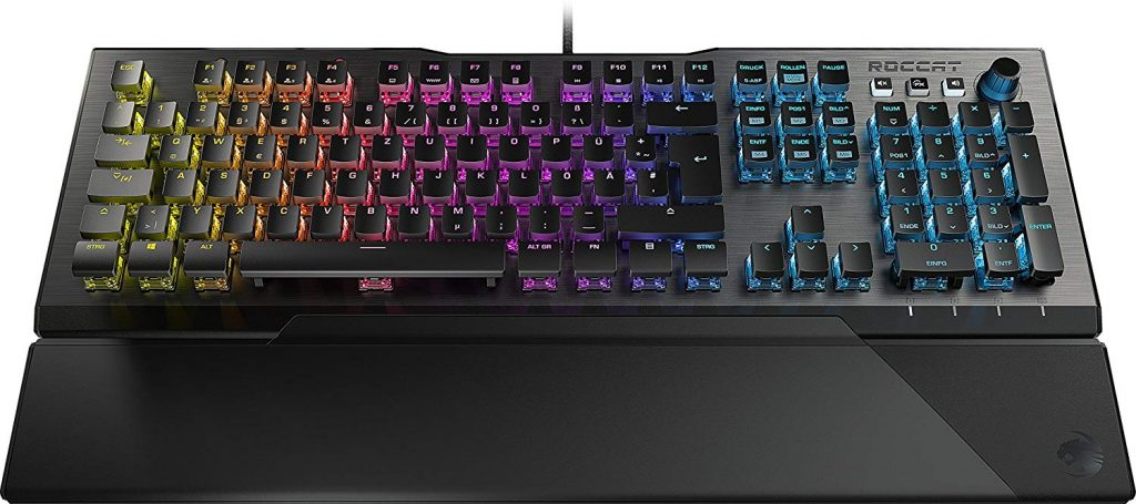 ROCCAT Vulcan 120 AIMO Mechanical Gaming Keyboard