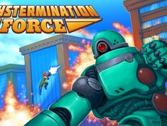 Mechstermination Force Nintendo Switch Game Review